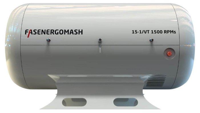 газовая электростанция фас 8-1/вт турбо