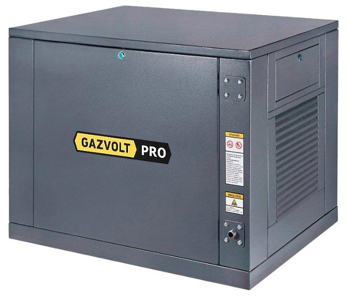 газовая электростанция gazvolt pro 5000 neva