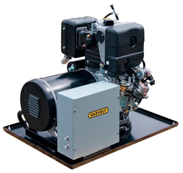 газовая электростанция gazvolt standard 10000 b