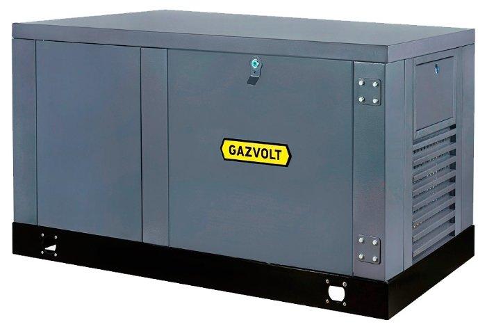 газовая электростанция gazvolt standard 10000 neva