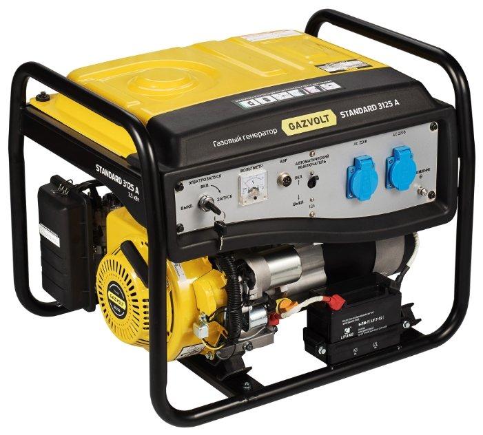 газовая электростанция gazvolt standard 3125 а 02