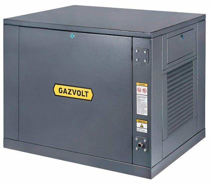 газовая электростанция gazvolt standard 8500 neva