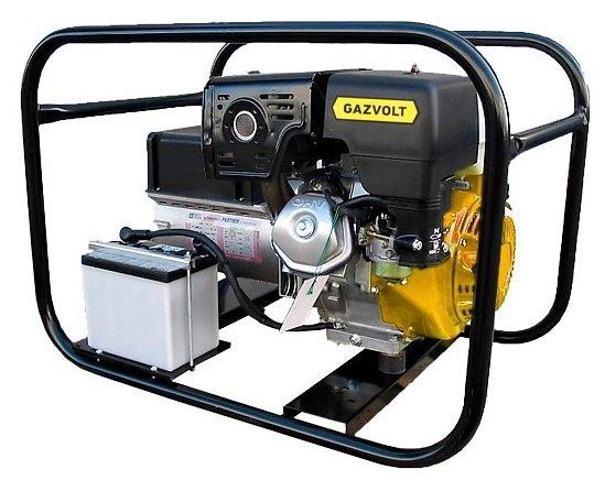 газовая электростанция gazvolt standard 8500 ta se 01
