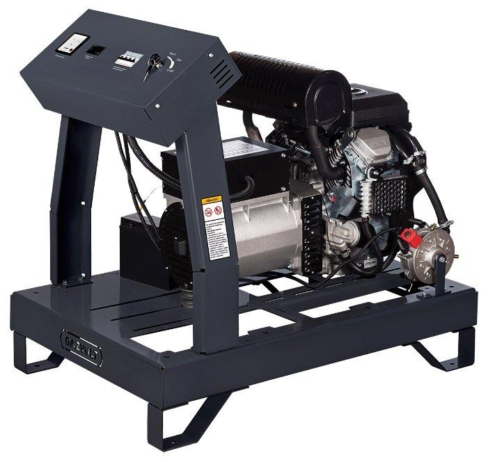 газовая электростанция gazvolt standard 8500 tb 01