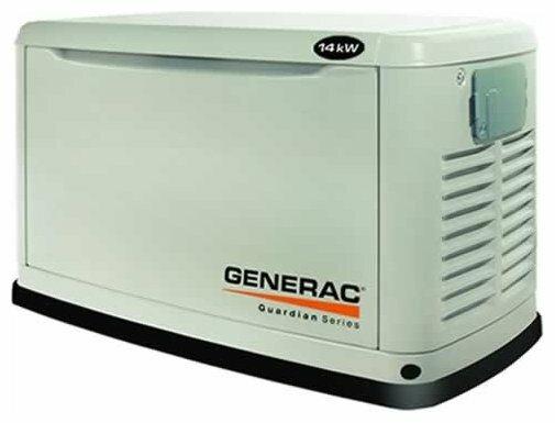газовая электростанция generac 5522