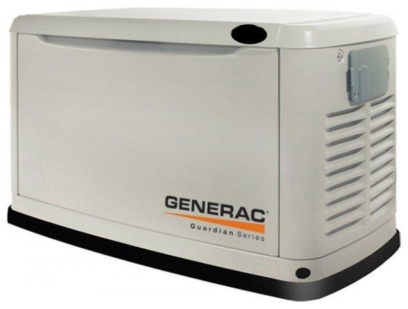 газовая электростанция generac 5821