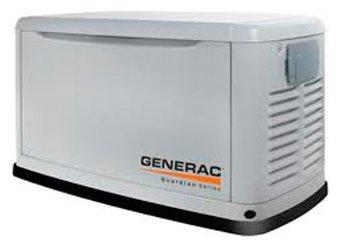 газовая электростанция generac 5887