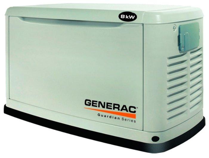 газовая электростанция generac 6269
