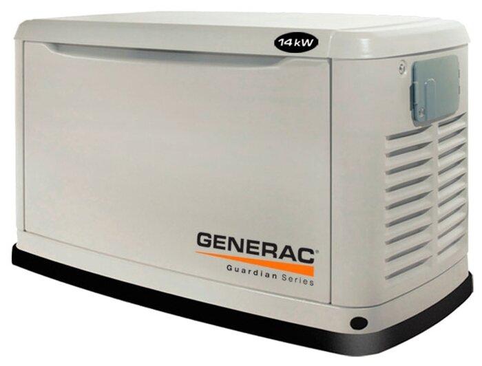 газовая электростанция generac 6271