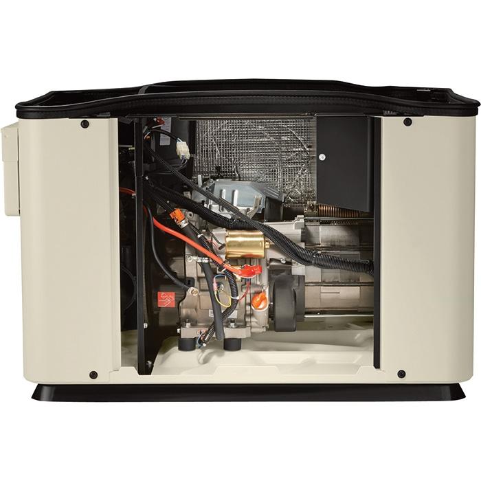 газовая электростанция generac 6520