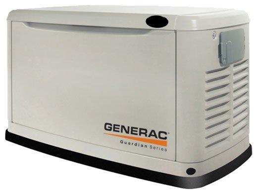 газовая электростанция generac 7044
