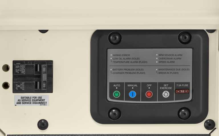 газовая электростанция generac 7046