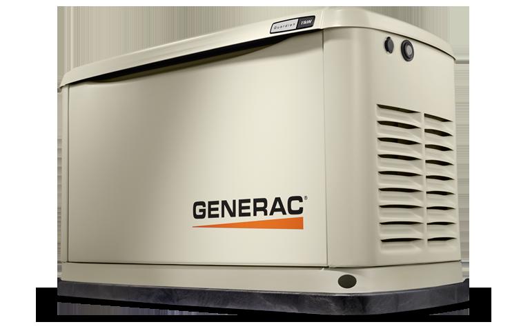 газовая электростанция generac 7078
