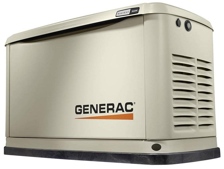 газовая электростанция generac 7144