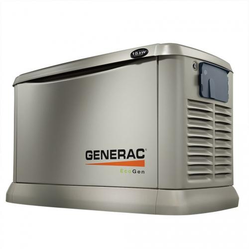 газовая электростанция generac 7145
