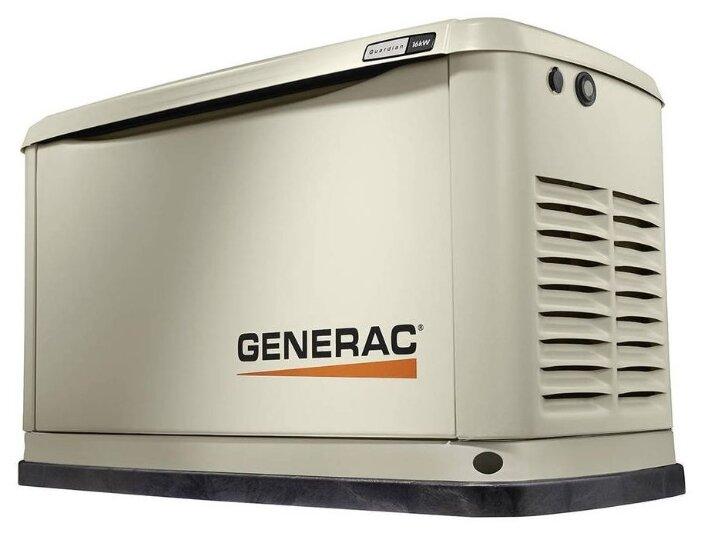 газовая электростанция generac 7146