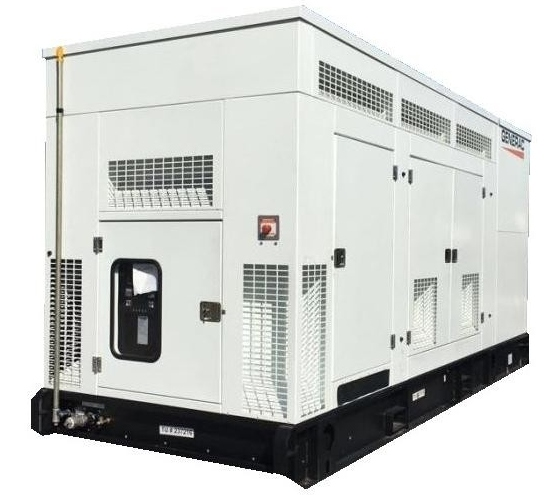 газовая электростанция generac cg 250