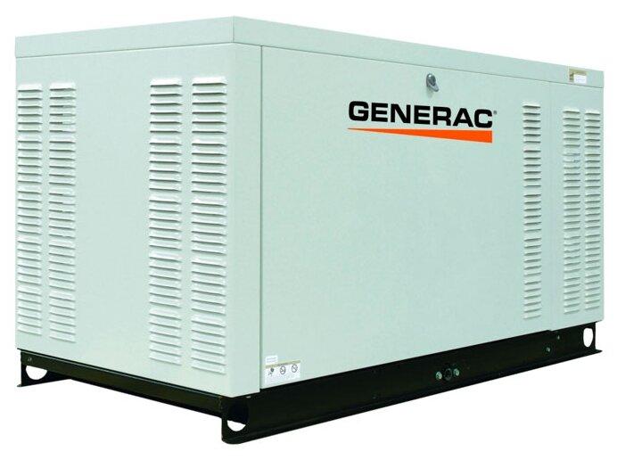 газовая электростанция generac qt 022