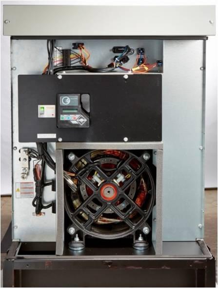 газовая электростанция generac rg 027