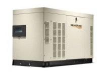 газовая электростанция generac rg 027 3p