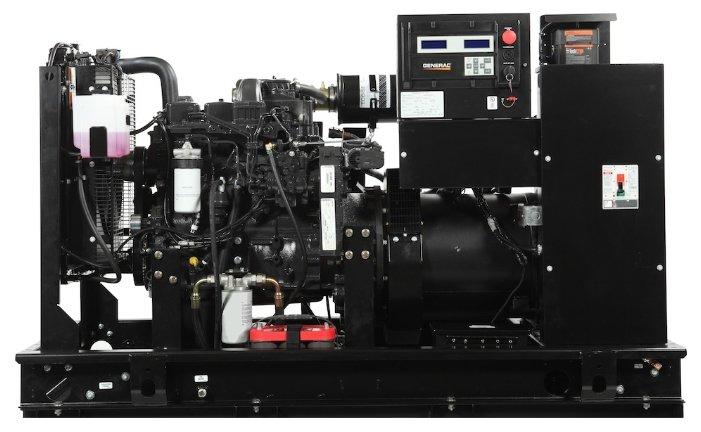 газовая электростанция generac sg28