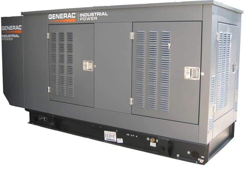 газовая электростанция generac sg 28/pg25