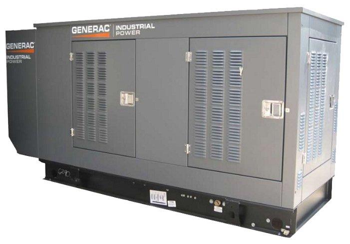 газовая электростанция generac sg35