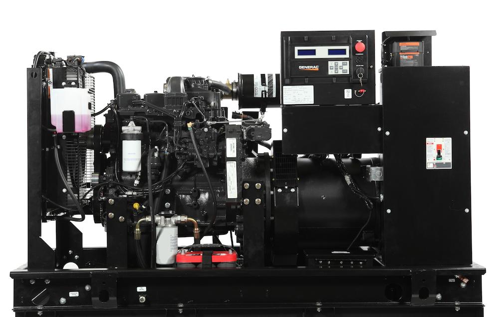 газовая электростанция generac sg 40/pg36