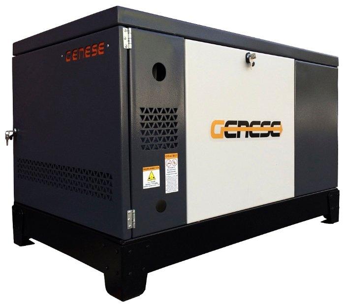 газовая электростанция genese g21s-t400