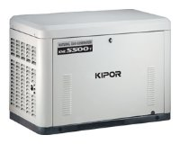 газовая электростанция kipor kne5500t