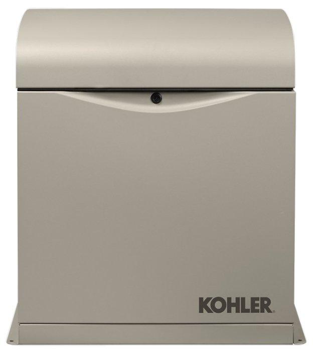 газовая электростанция kohler 10resv