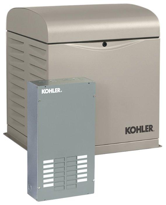 газовая электростанция kohler 10resvl