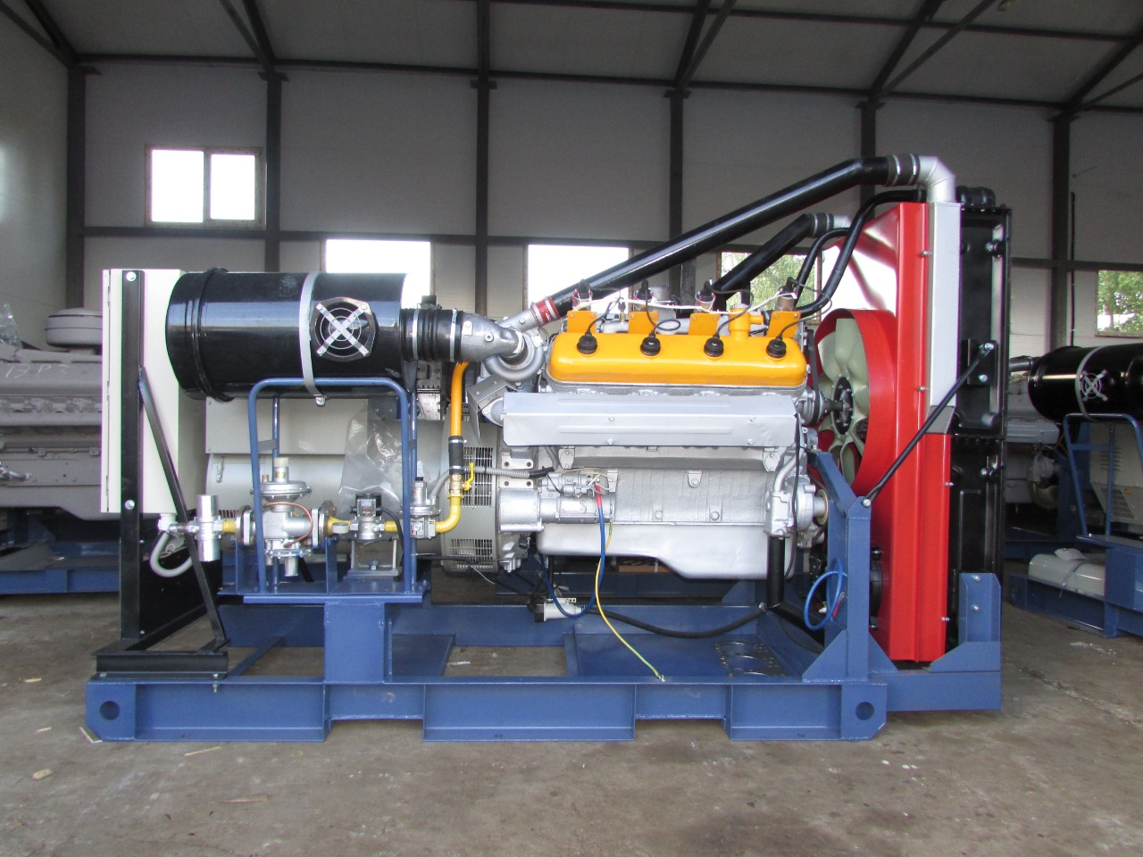 Газовая электростанция Mcferdi Агп-200