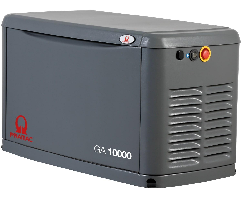 газовая электростанция pramac ga10000