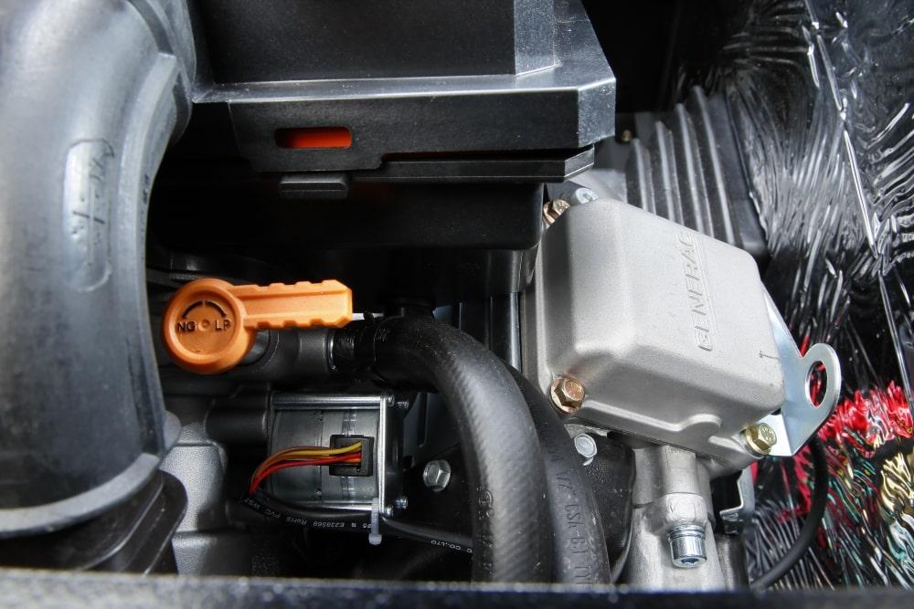 газовая электростанция pramac ga8000