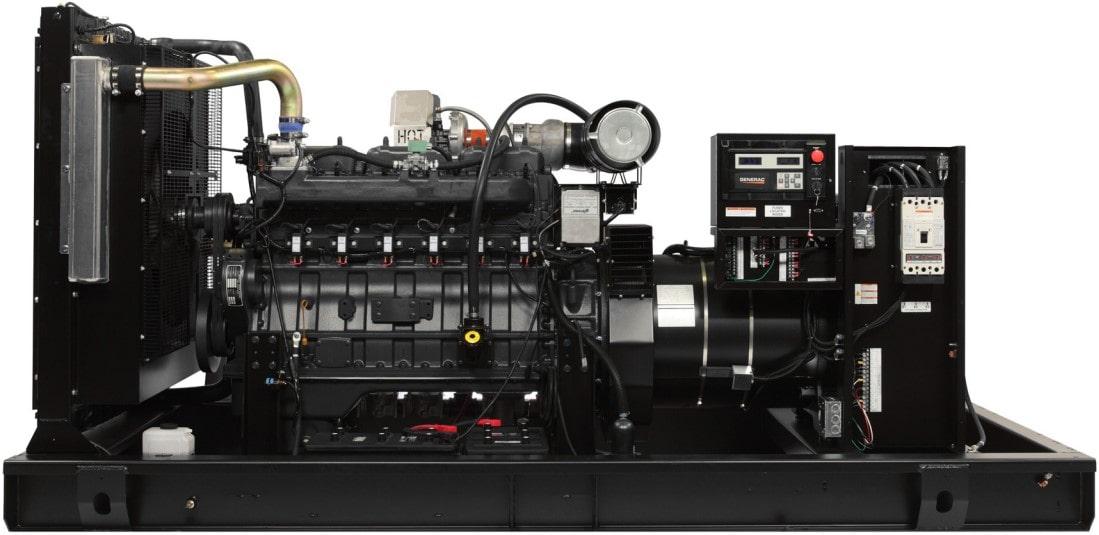 газовая электростанция pramac ggw275g