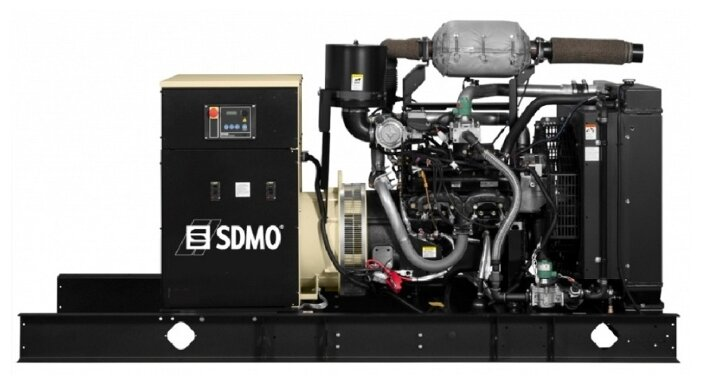 газовая электростанция sdmo nevada gz100