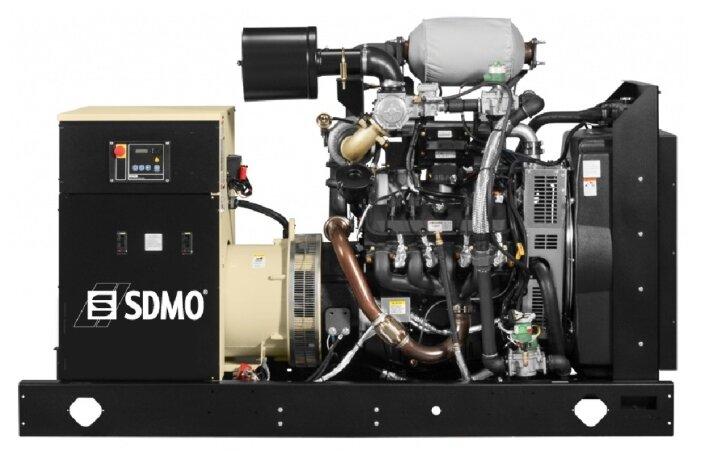 газовая электростанция sdmo nevada gz125