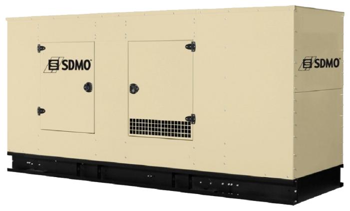 газовая электростанция sdmo nevada gz150