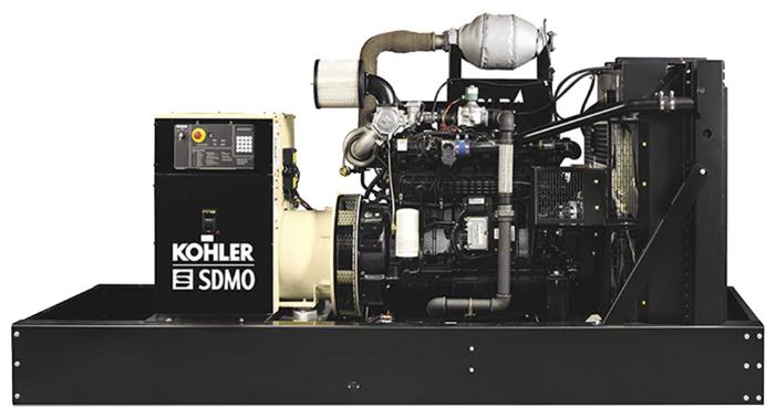 газовая электростанция sdmo nevada gz250