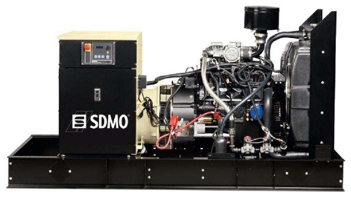 газовая электростанция sdmo nevada gz50