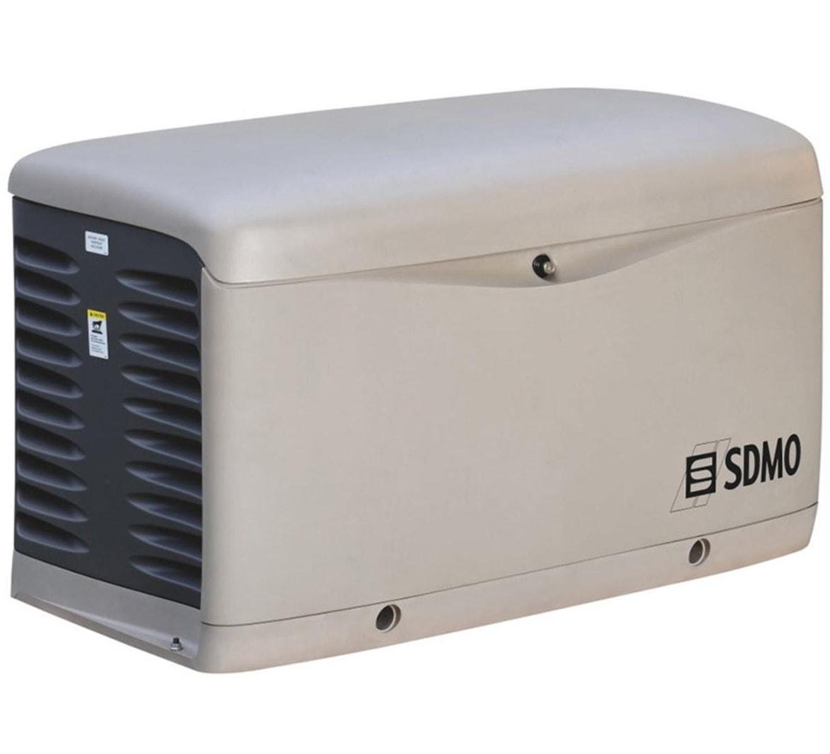 газовая электростанция sdmo resa 20 t