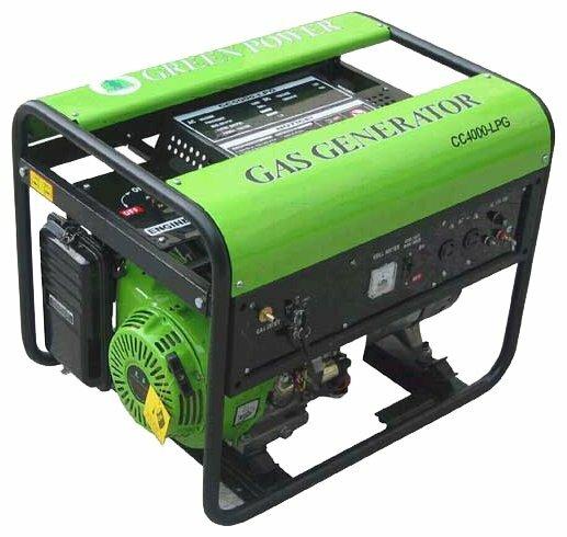 газовая электростанция universal cc6000axt-ng/lpg