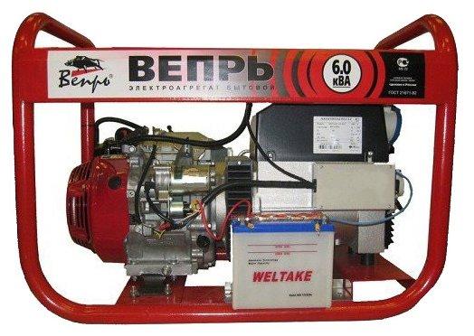 газовая электростанция вепрь агп 6-230 вх-сг-rig