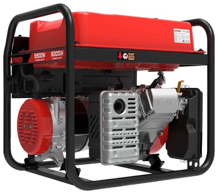 бензиновая электростанция a-ipower a5500c