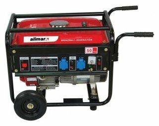 бензиновая электростанция alimar alm b-3500