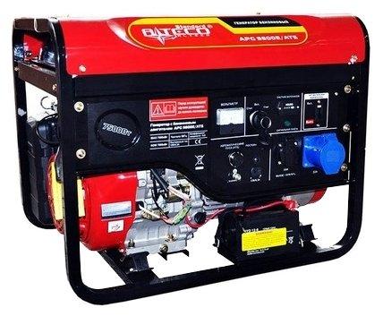 бензиновая электростанция alteco apg 9800 e ats