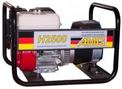 бензиновая электростанция amg h 2500