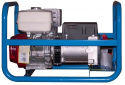 бензиновая электростанция amg h 7500t