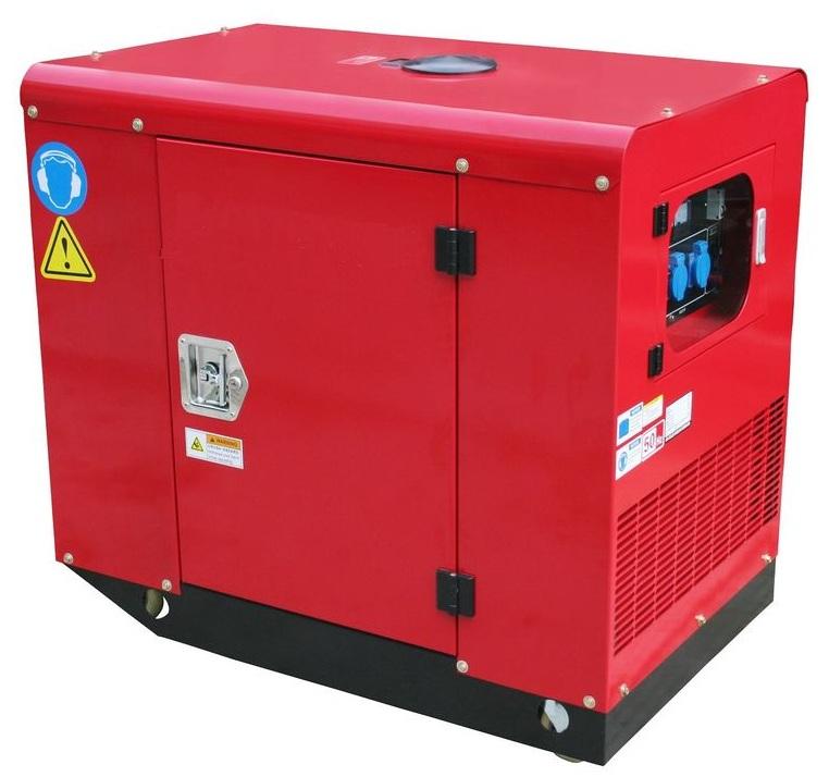 бензиновая электростанция амперос lt11000s-3